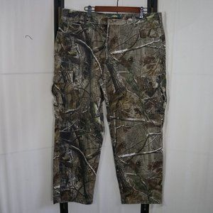 Men's Cabela's Cargo Hunting Pants Realtree 42